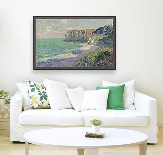 The Cliffs of Saint-Jouin  Art