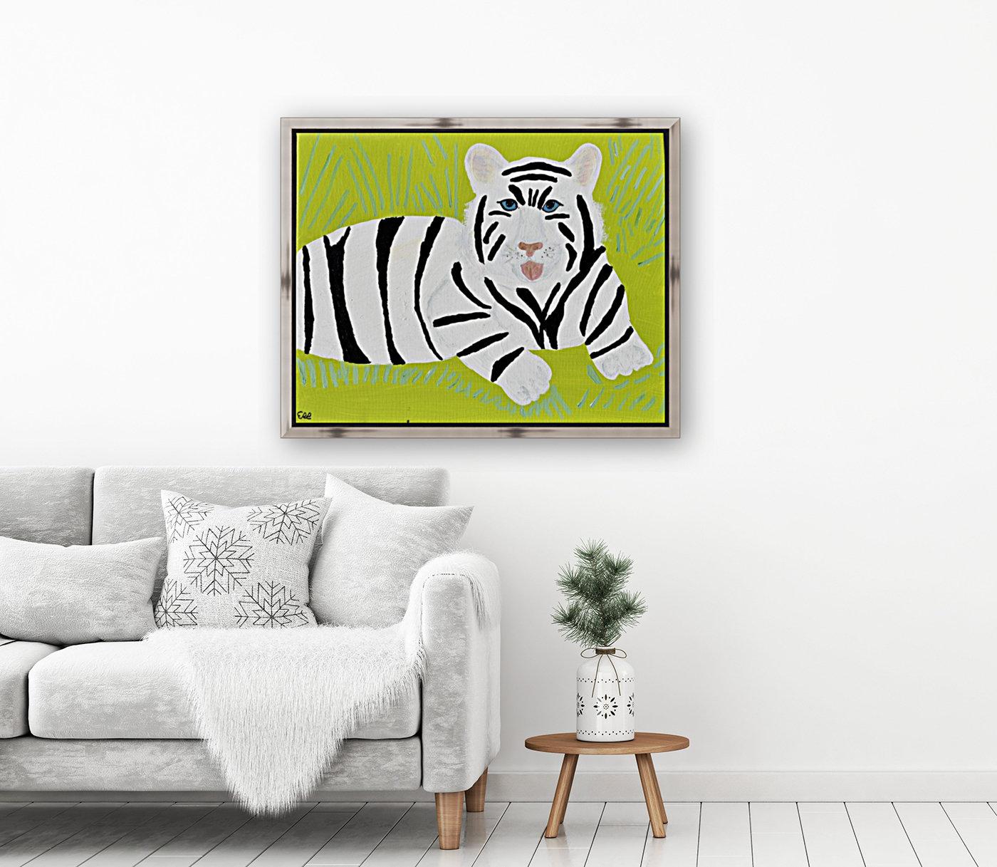 Jungle Warrior.Erin R.  Art