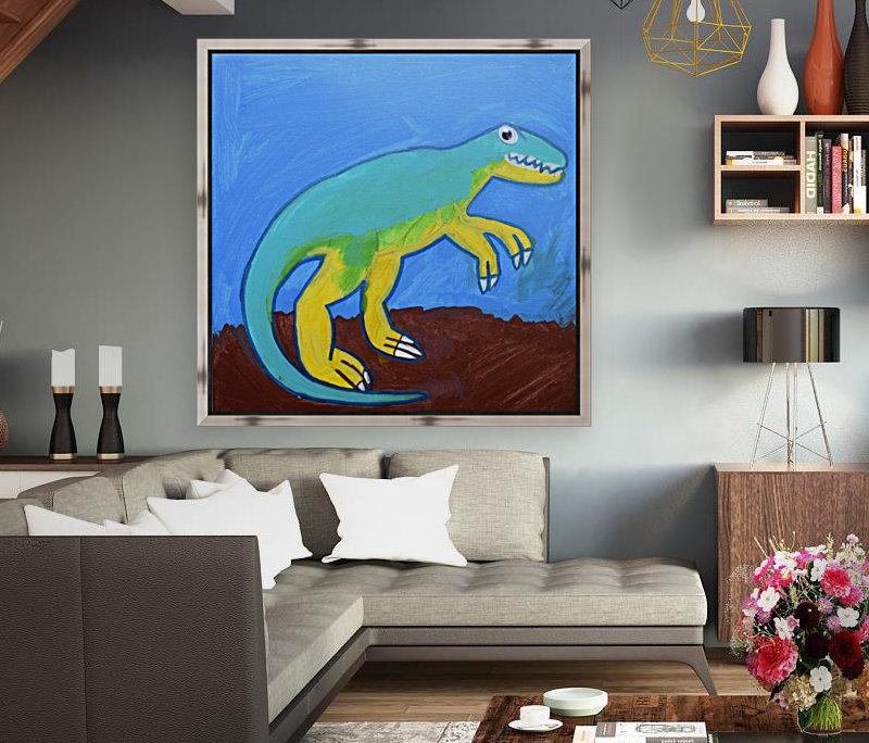 Dino. Dominic H  Art
