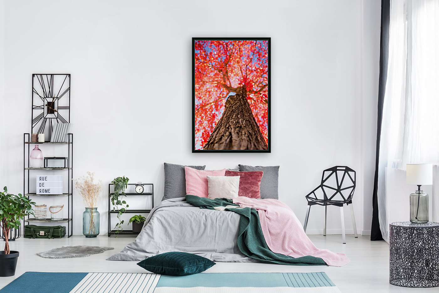 THE RED TREE  Art