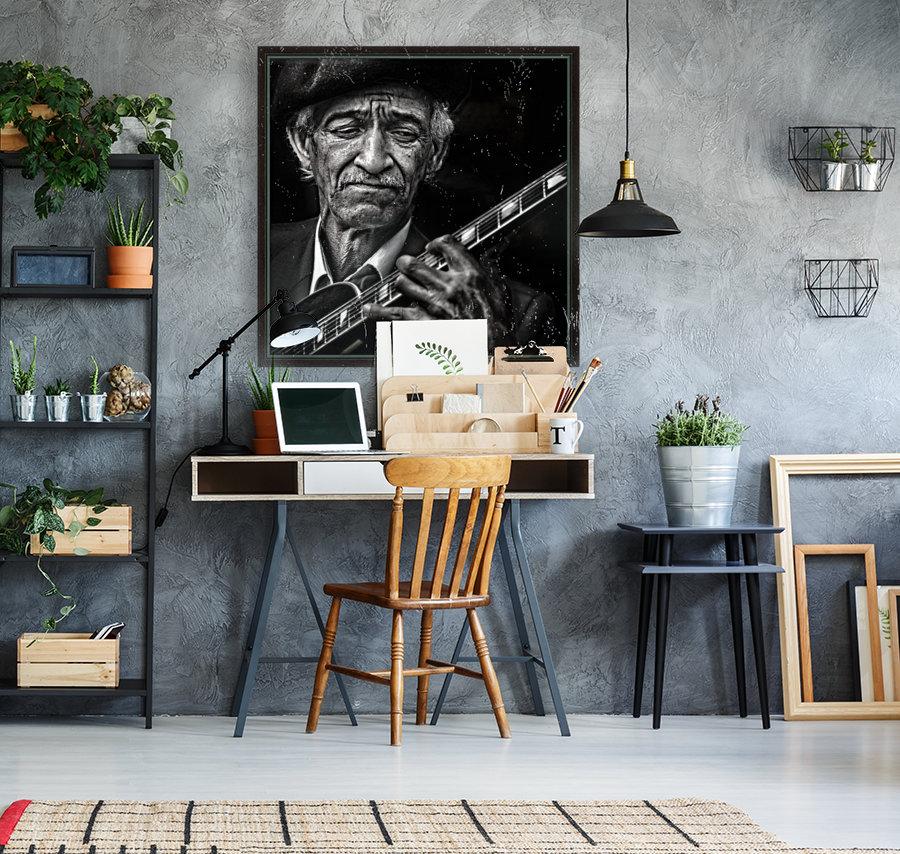 the guitarist  Art