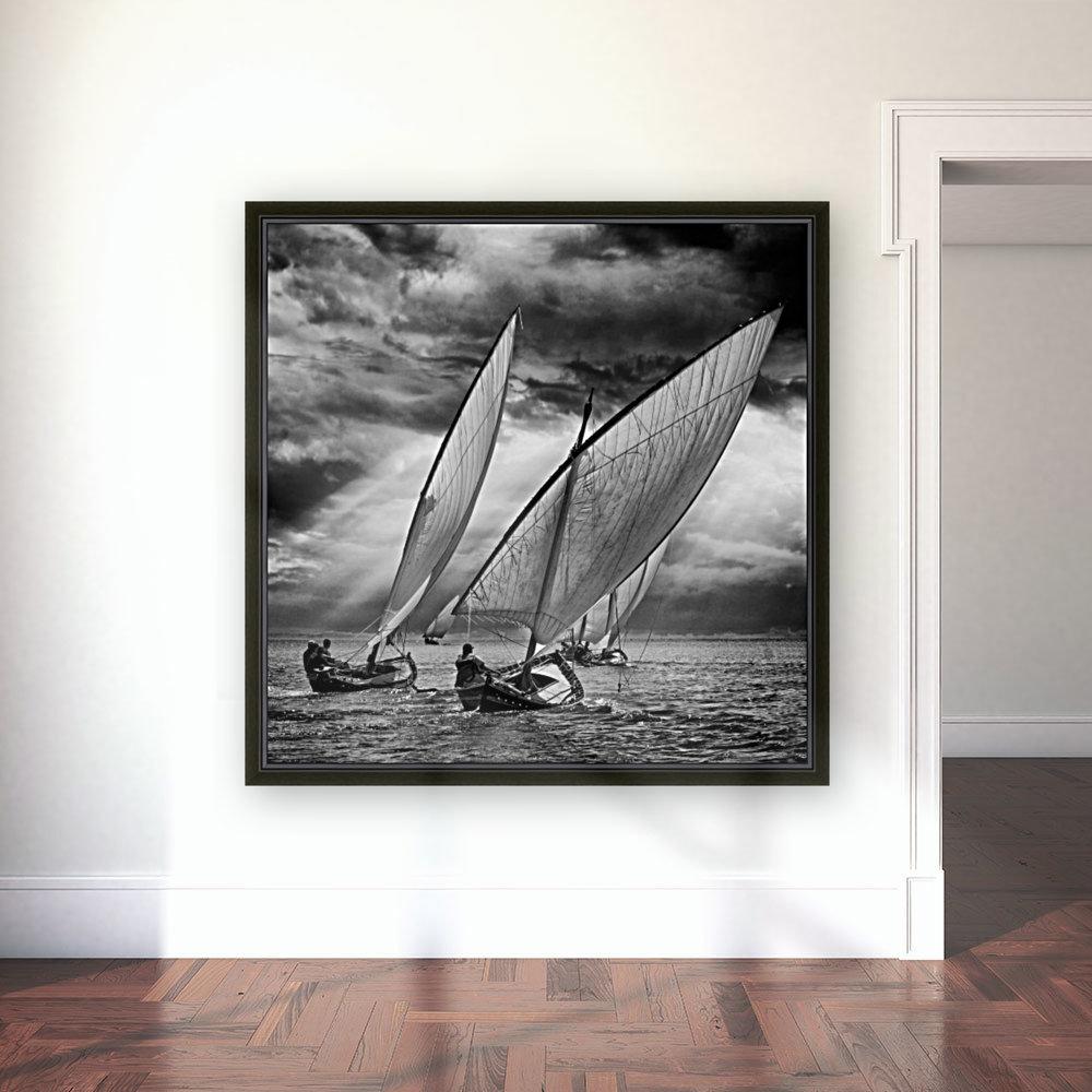 Sailboats and Light  Art