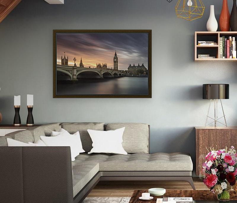 Big Ben, London  Art