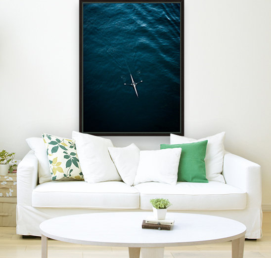 Untitled with Floating Frame