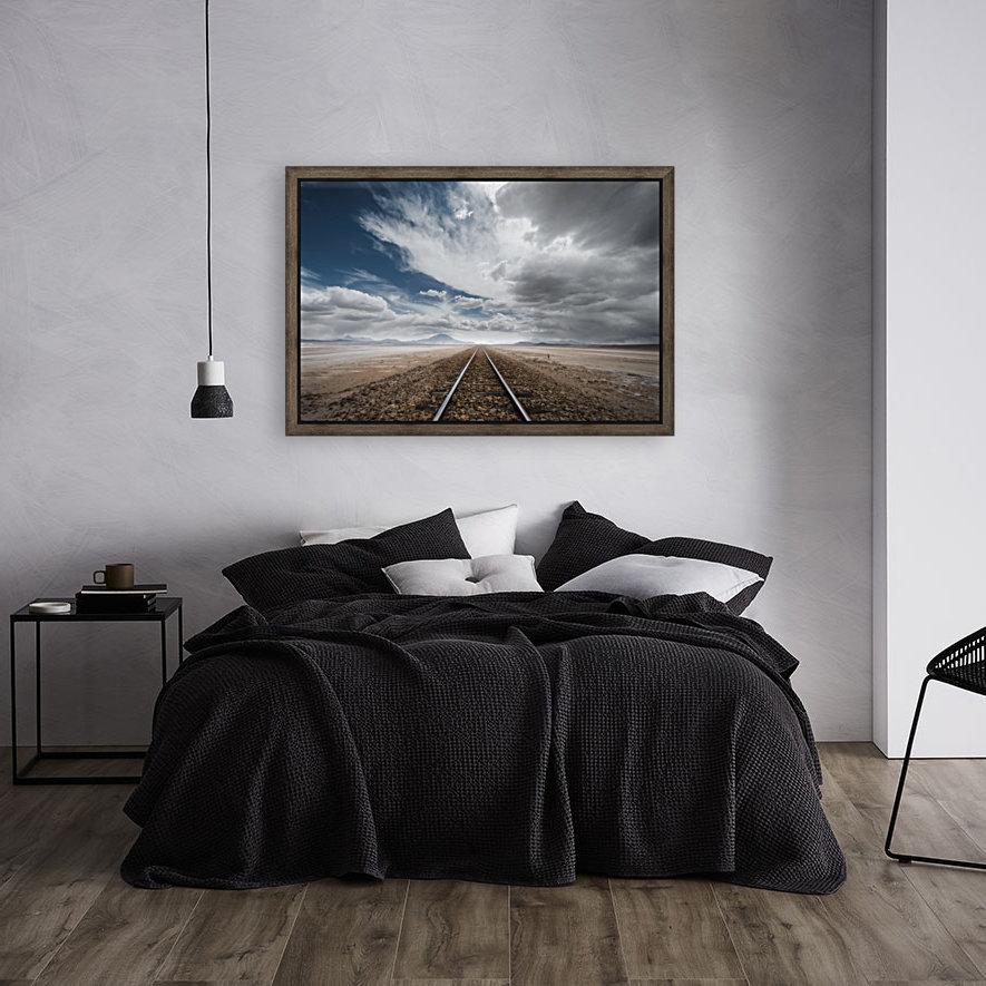 the long road  Art