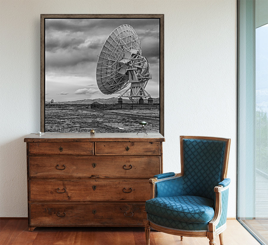 Very Large Array New Mexico  Art