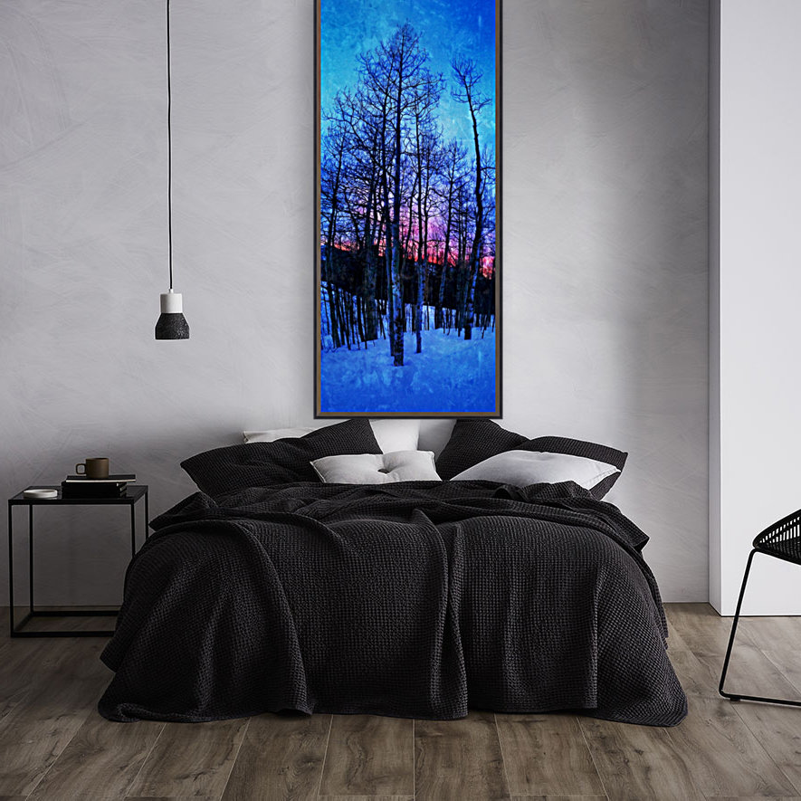 Winter Trees  Art