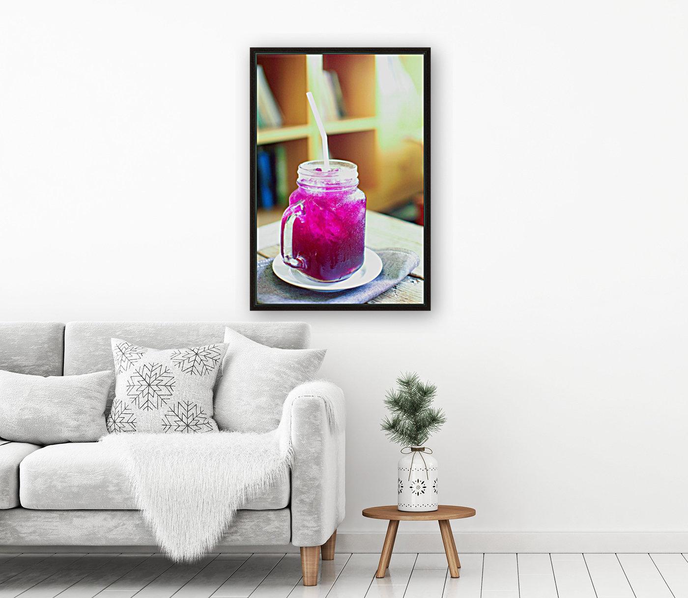 Herb juice.  Art