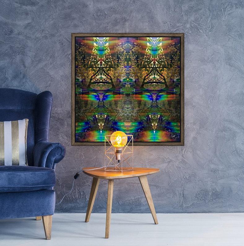 Colliding Universes  Art