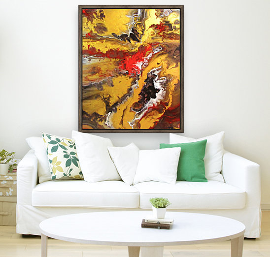 A Touch of Gold  Art