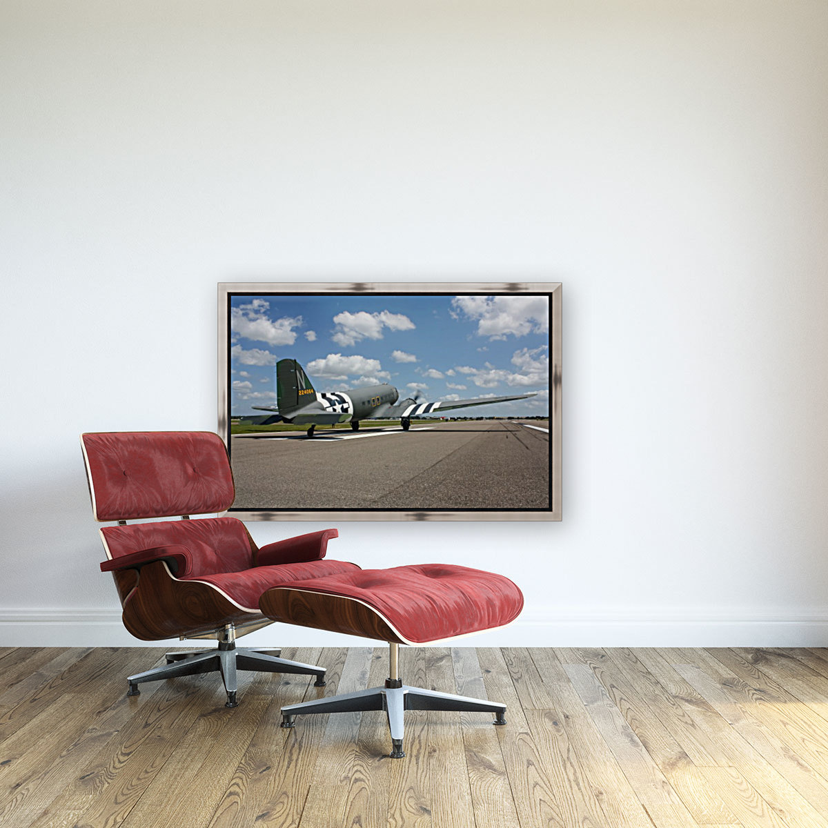 Sun N Fun C-47 with Floating Frame