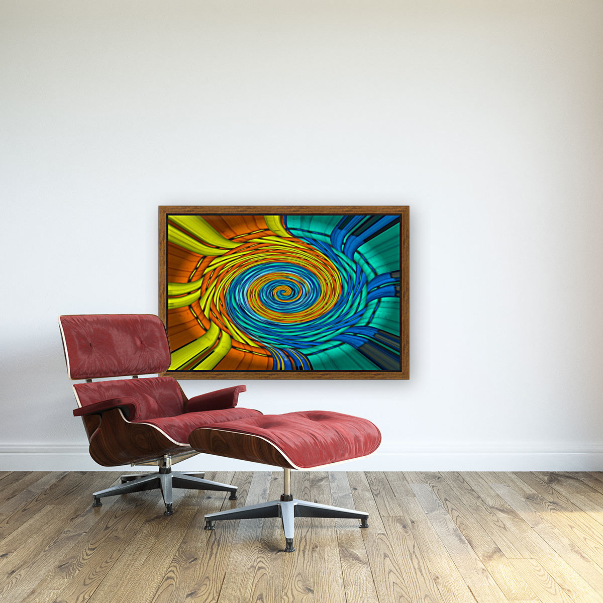 Magic Swirl  Art