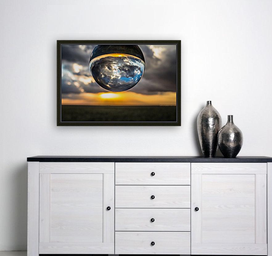 Lens Ball2  Art