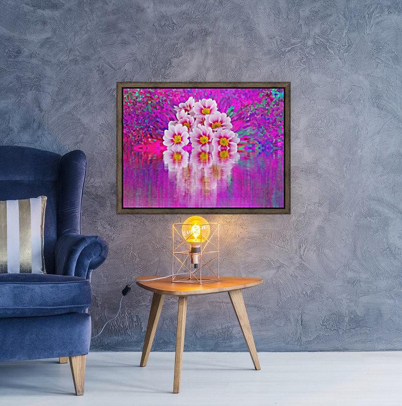Beautiful colourful flower blossom flower background design floral home decor decoration   Art