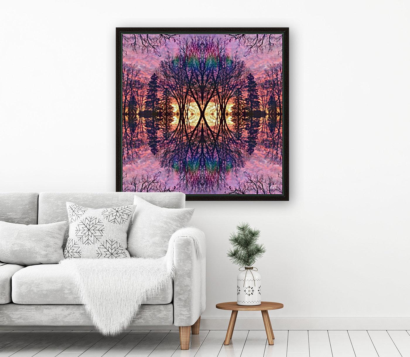 Midwest Sunrise  Art