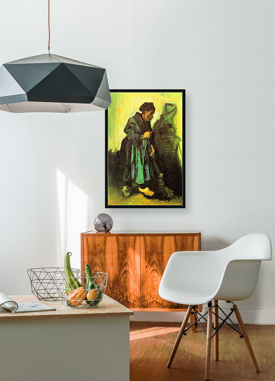 Return of the farmer by Van Gogh  Art