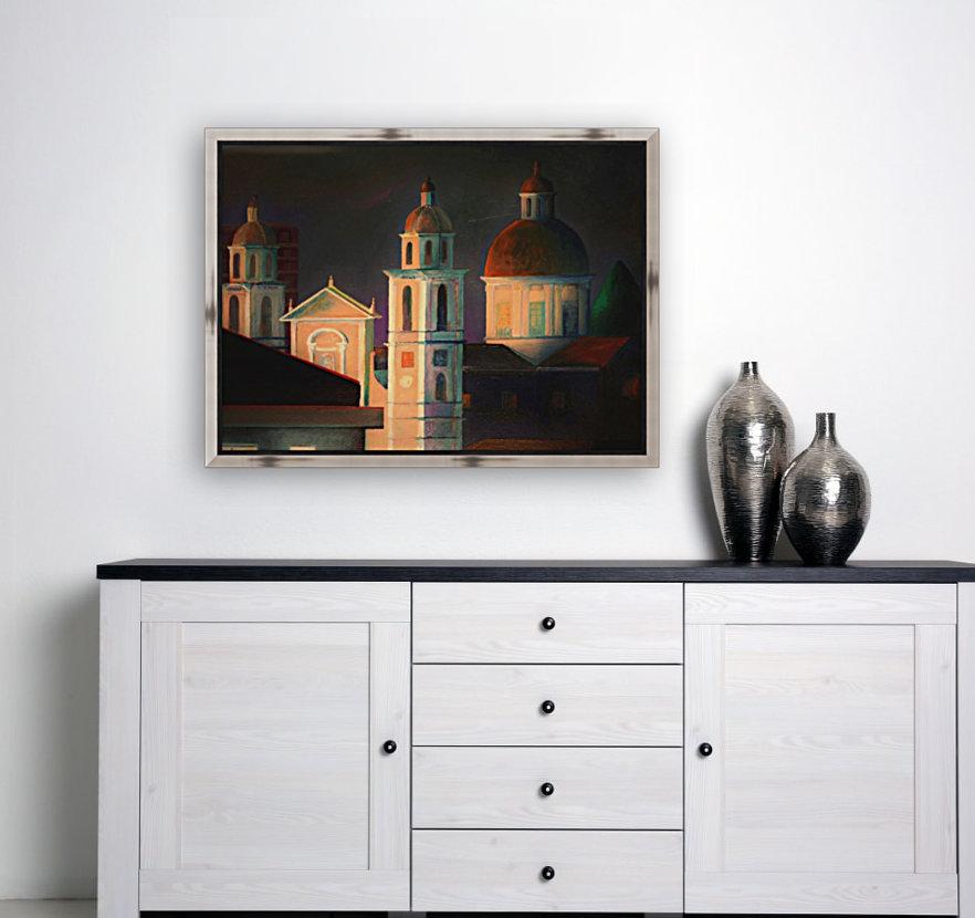 la basilica a Lavagna  Art