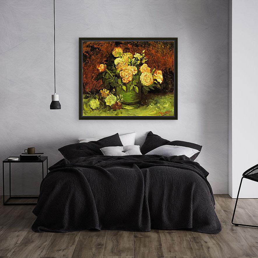 Roses by Van Gogh  Art