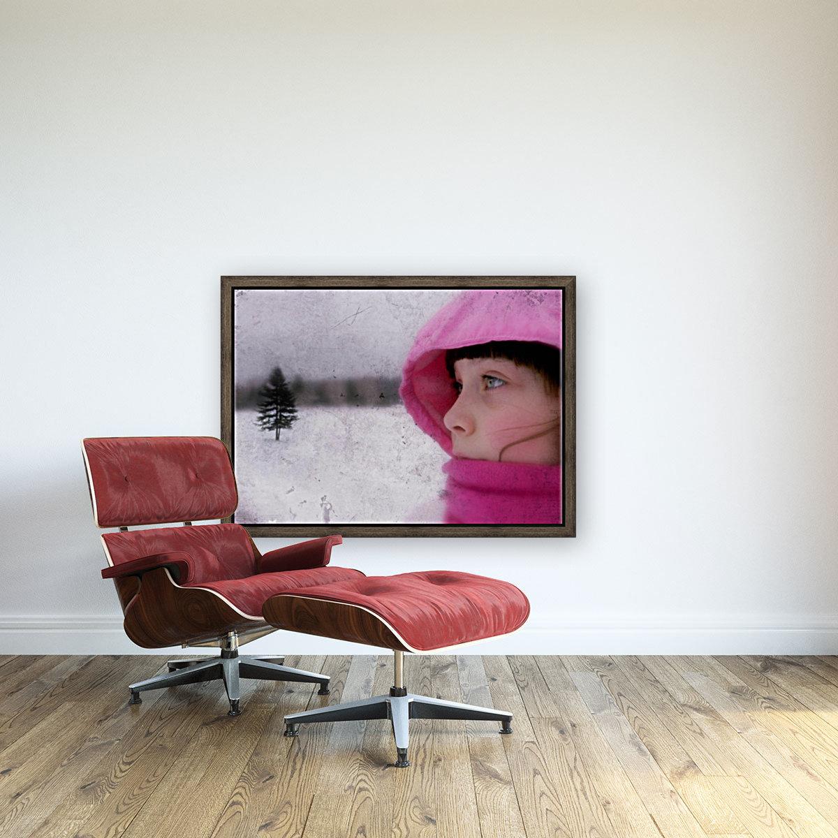 Winter pink  Art