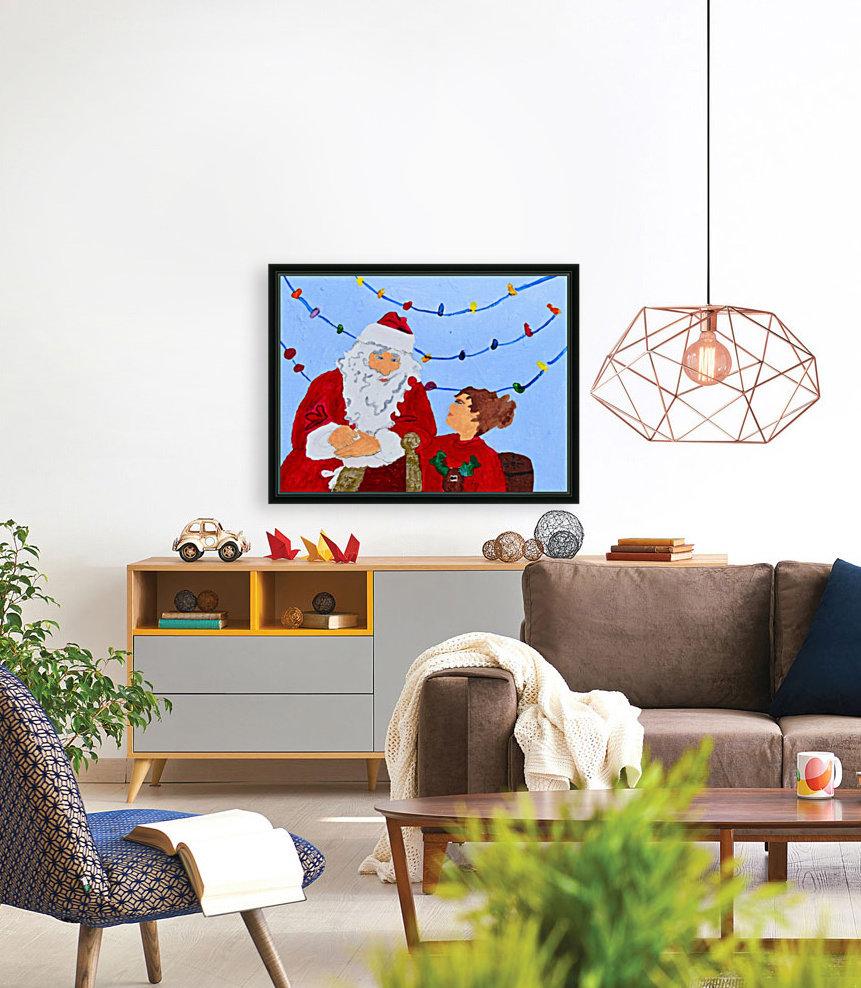 Christmas Eve. David K  Art
