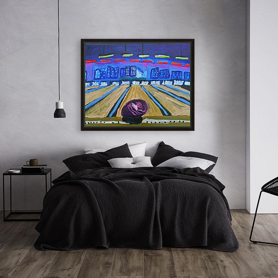 Bowling Alley. David K  Art