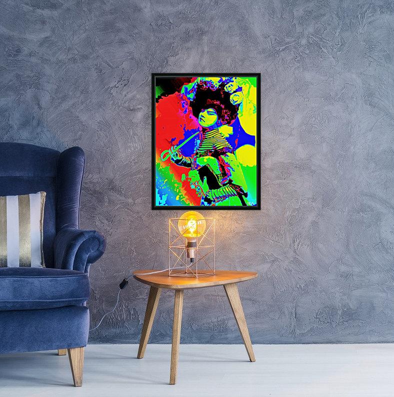 Lady with Parasol - by Neil Gairn Adams   Art