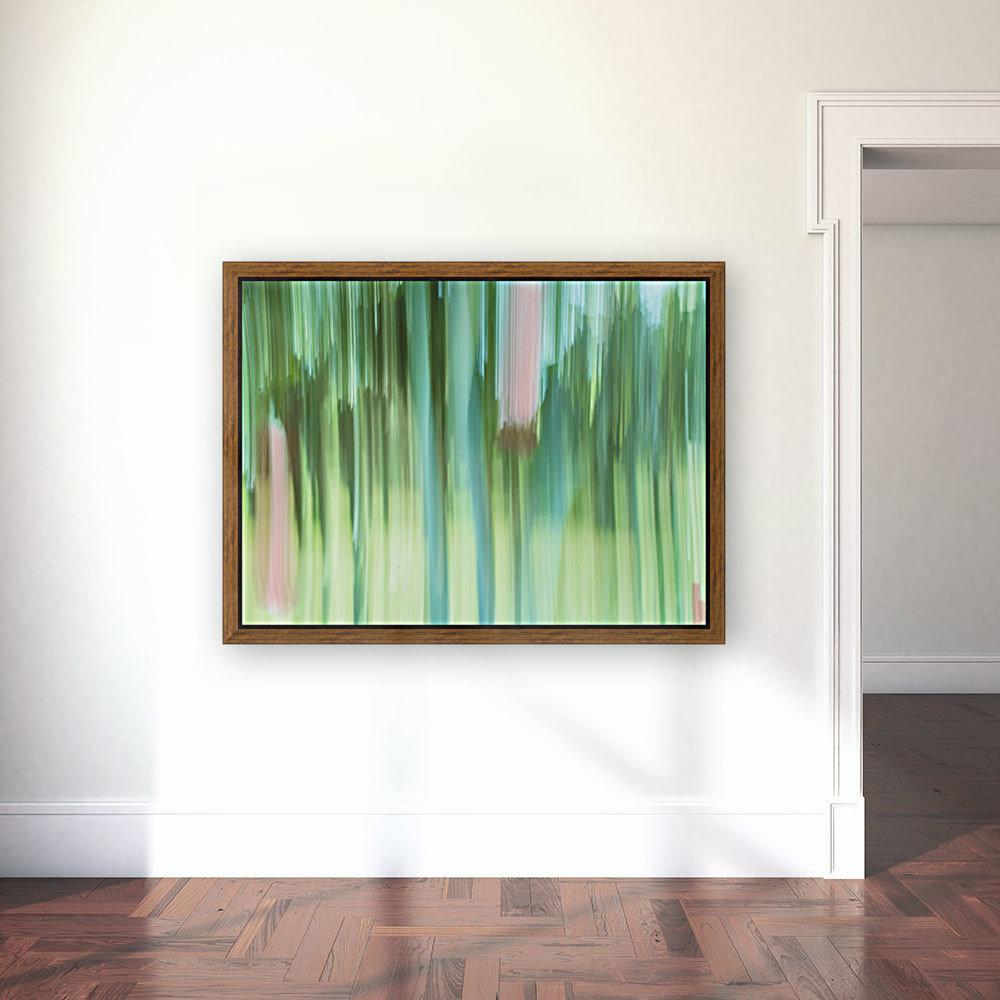 Moving Trees 04 Landscape 52-70  Art