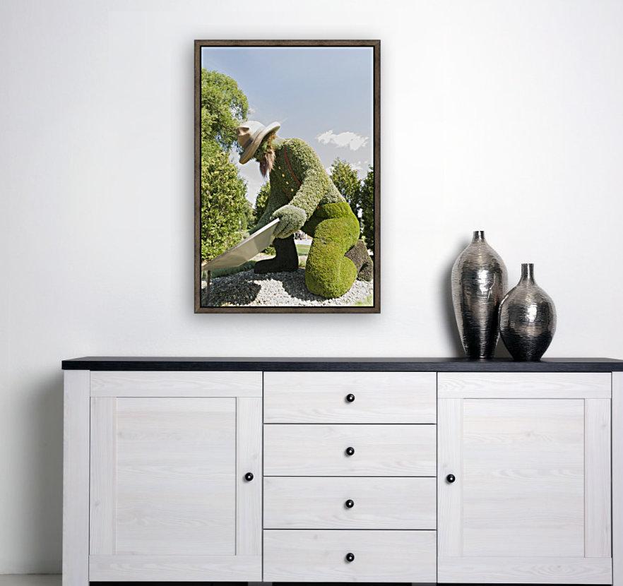 Yukons entry: The Prospector 1  Art