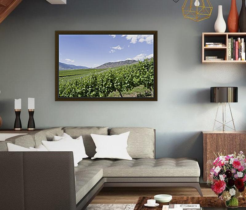 Okanagan Valley winery  Art