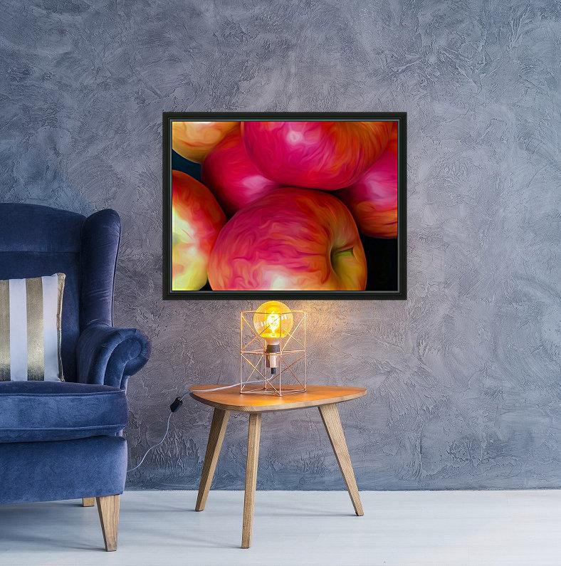 A Slice Of Apples  Art
