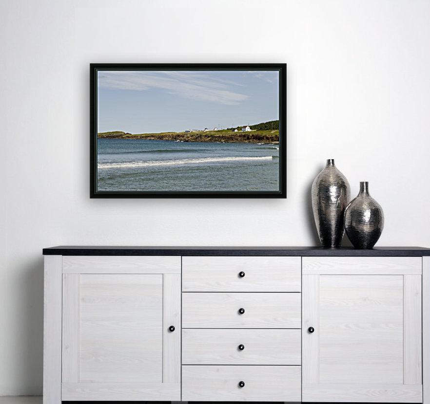 Elliston Newfoundland Coastline 15  Art