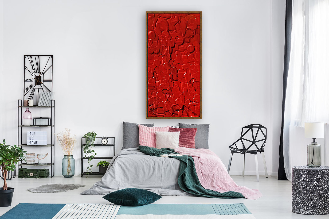Red cells  Art