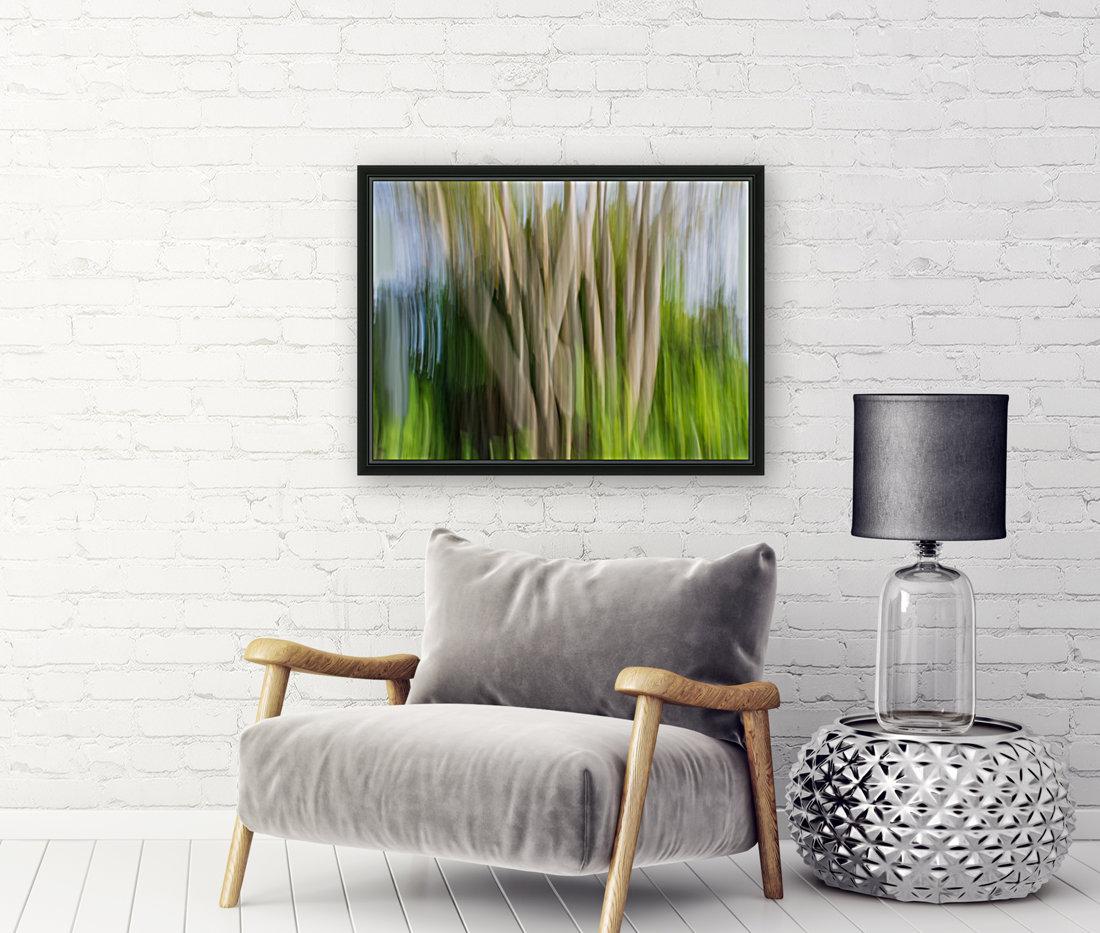 Moving Trees 30 Landcape 52 70 200px  Art