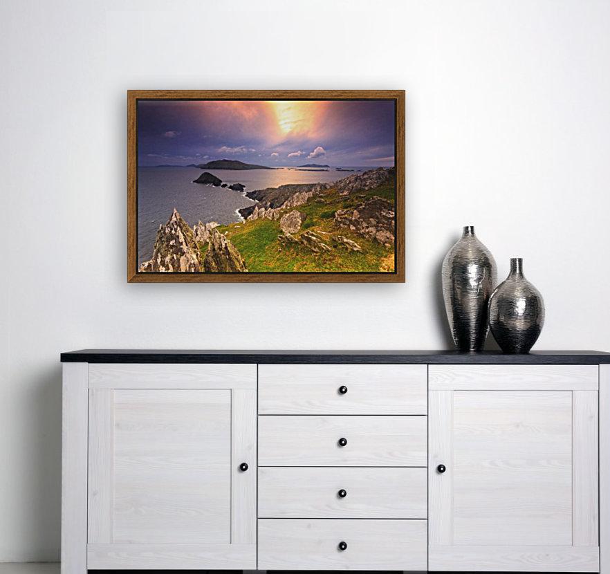 KY 602 Blasket Island Sunset  Art