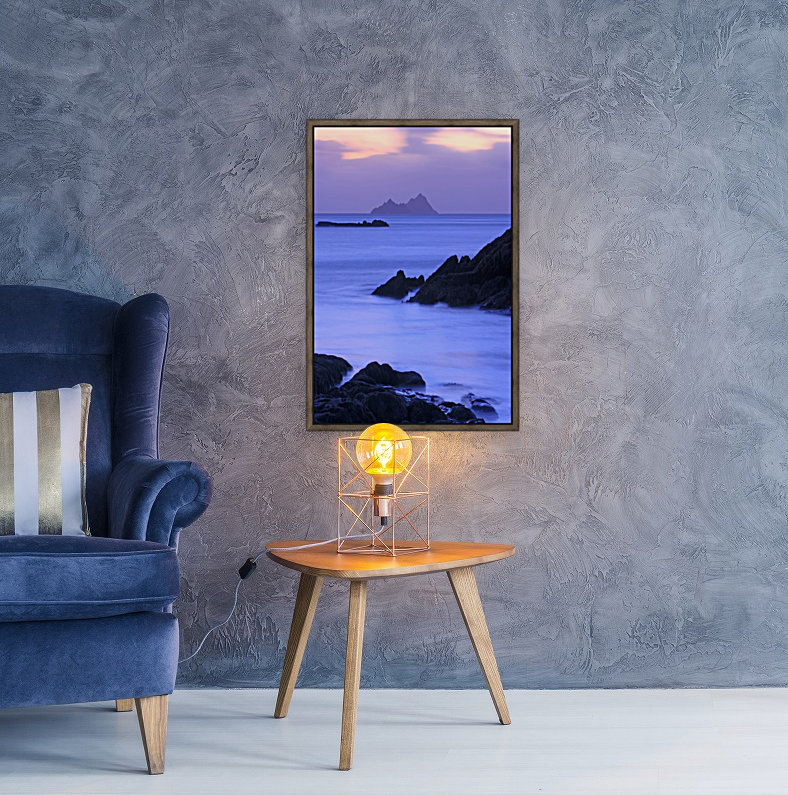 KY 281 Ballinskelligs Bay  with Floating Frame