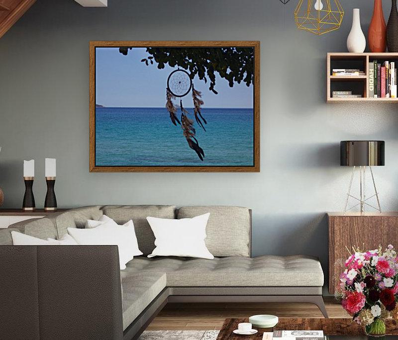 Dreams by the sea  Art