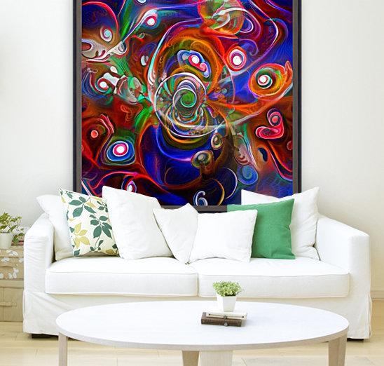 Vortex of Colors  Art