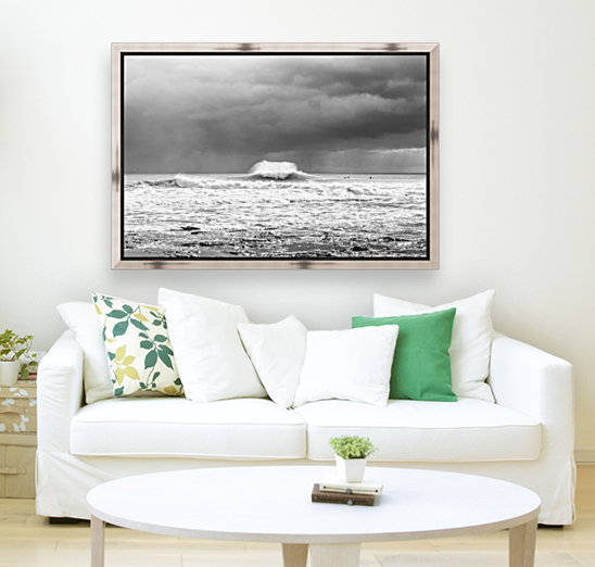 ROGUE WAVE with Floating Frame