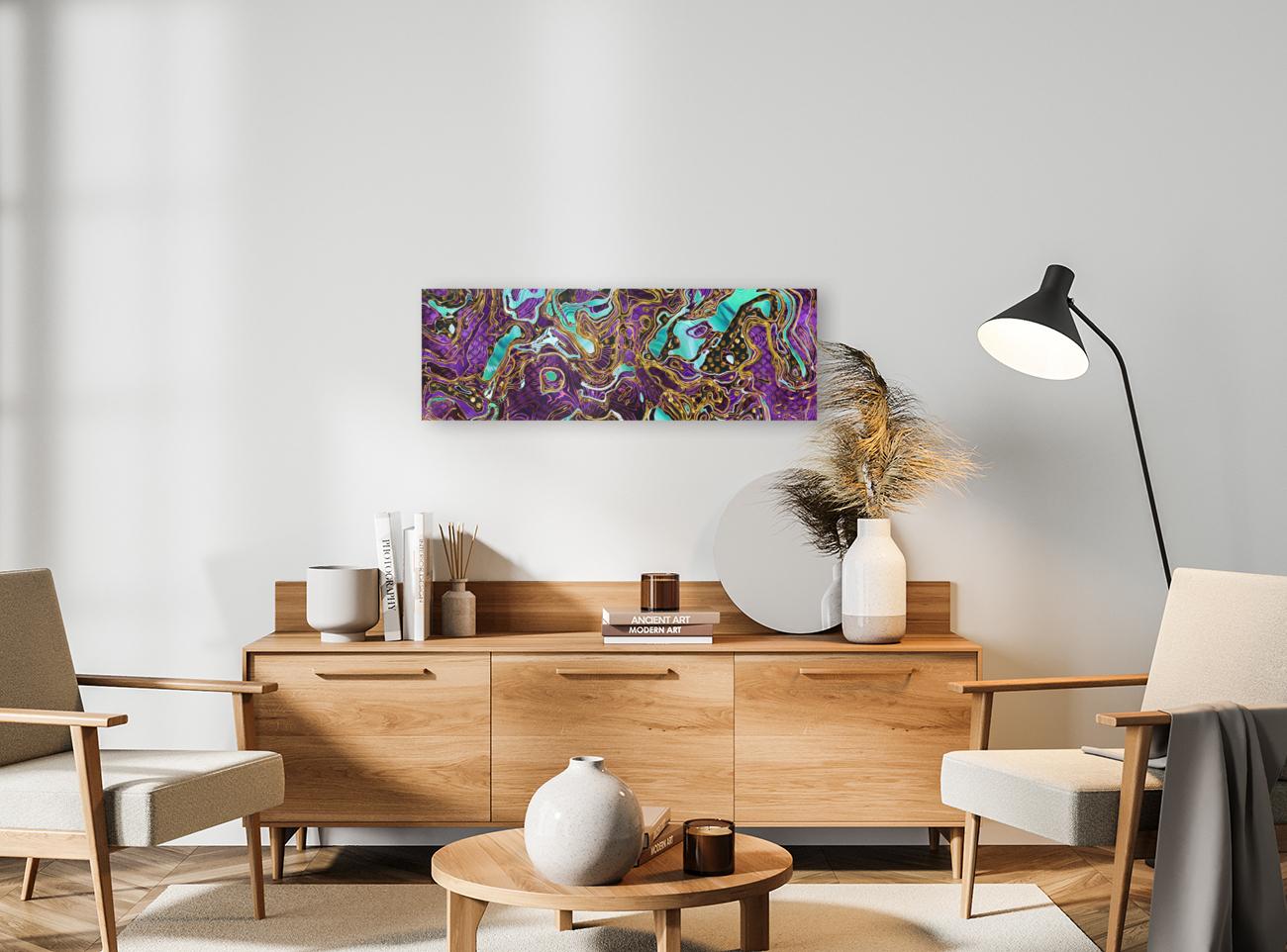 Pattern LXXVIII   II   Panoramic  Art
