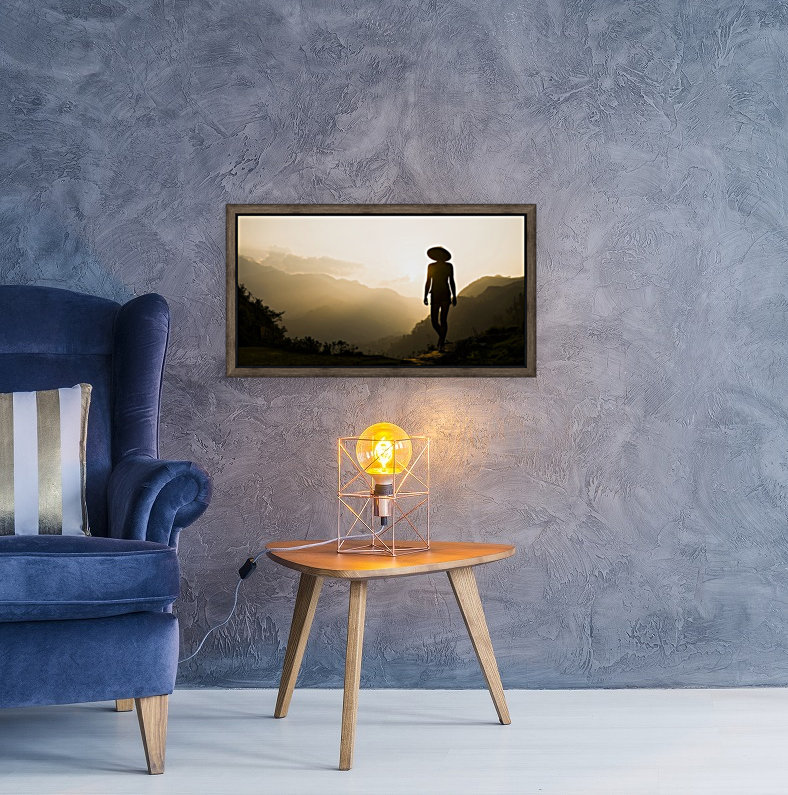 SILHOUETTE IN SAPA with Floating Frame