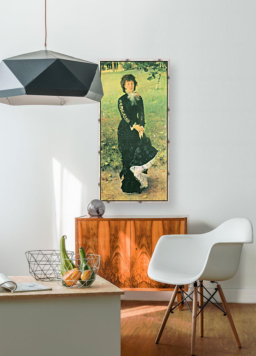 Madame Edouard Pailleron by John Singer Sargent  Art