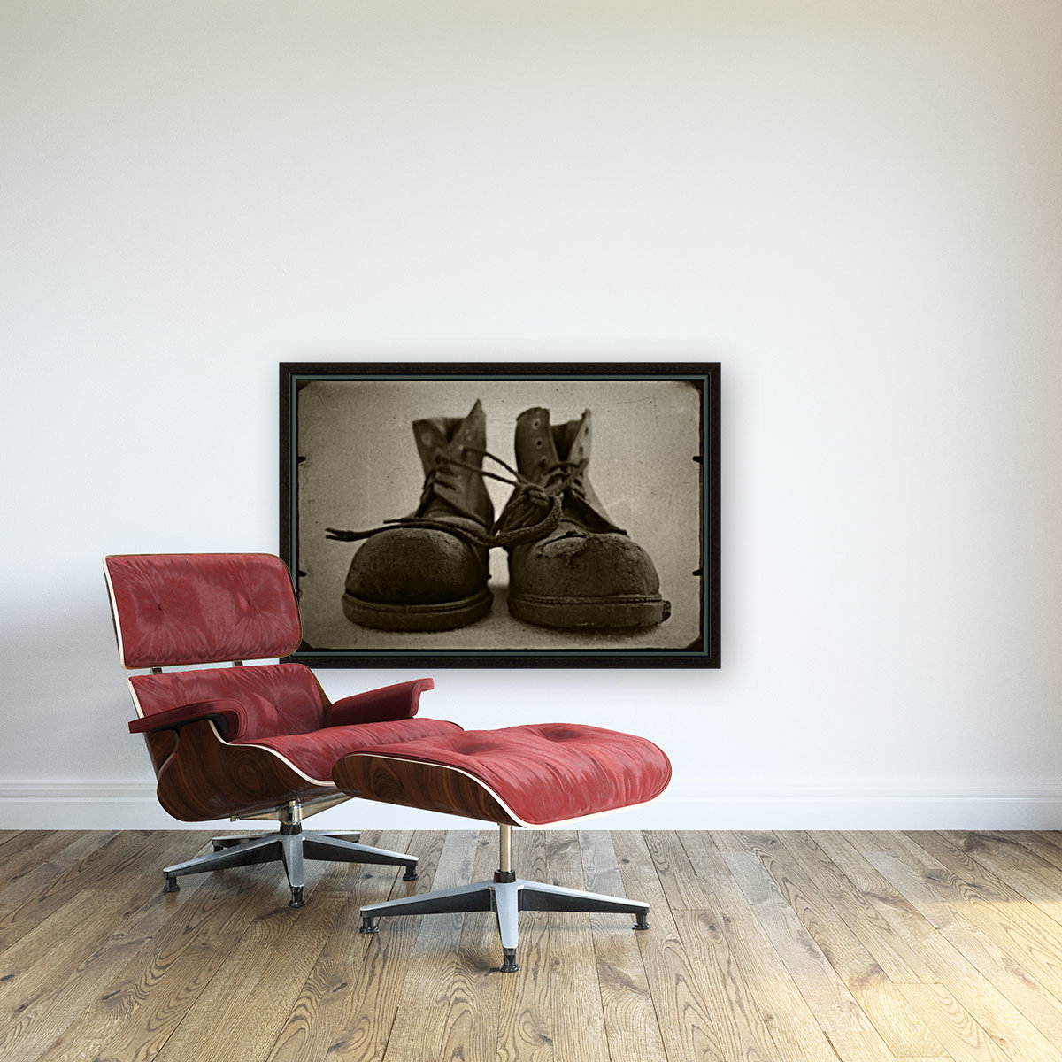 OLD BOOTS  Art