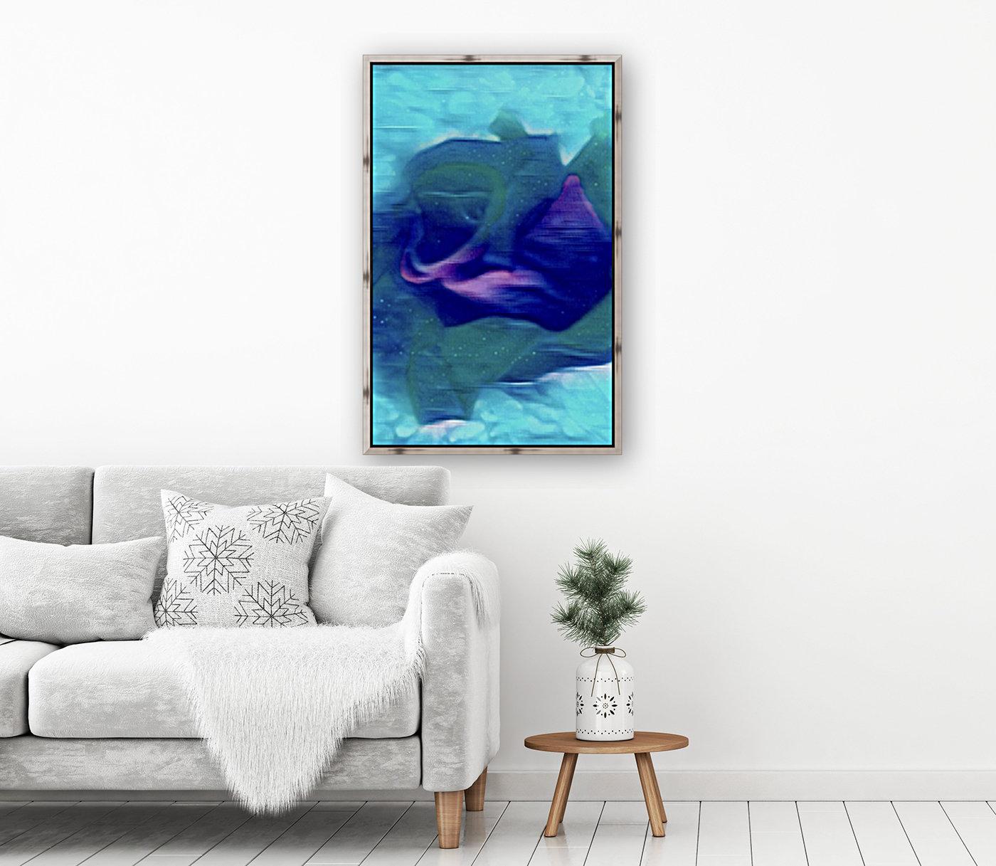 Flora of Paint  Art