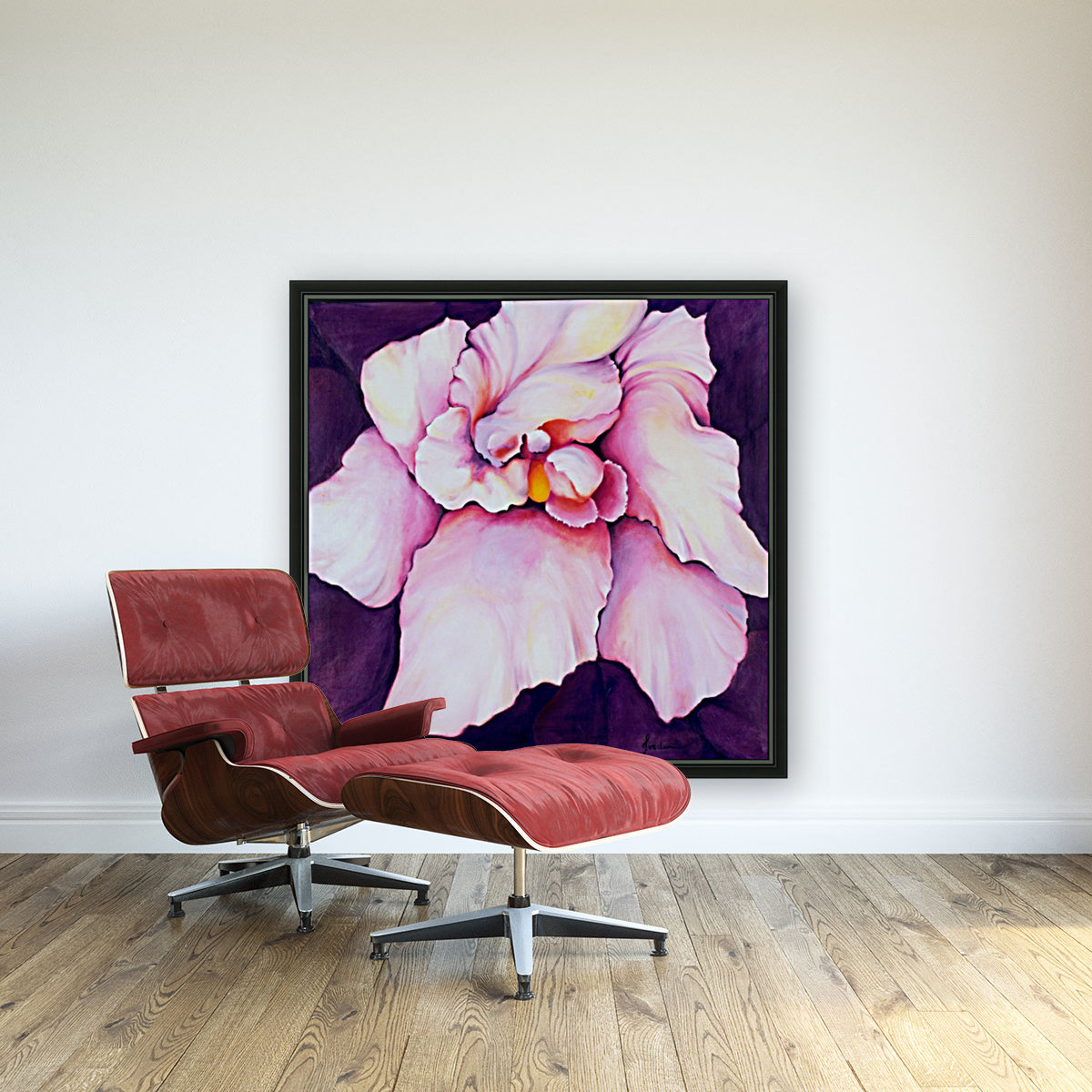THE ORCHID  Art