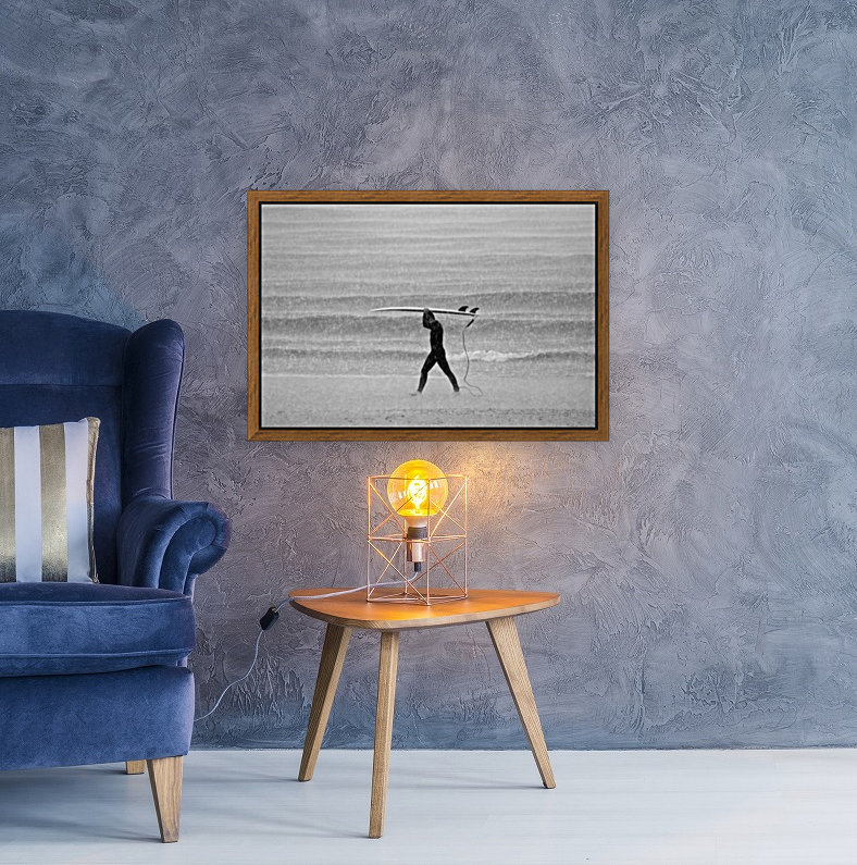 MONSOON SURFER with Floating Frame