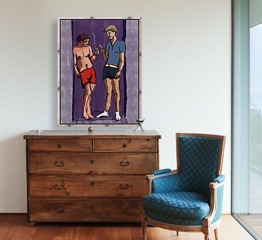 Amsterdam Boys  Art
