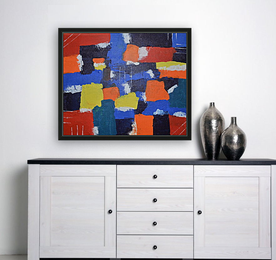 Abstract Painitng  Art
