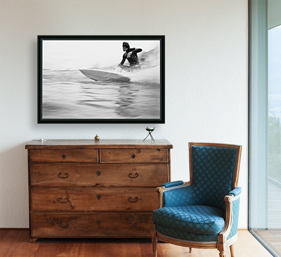 SURF STYLE with Floating Frame