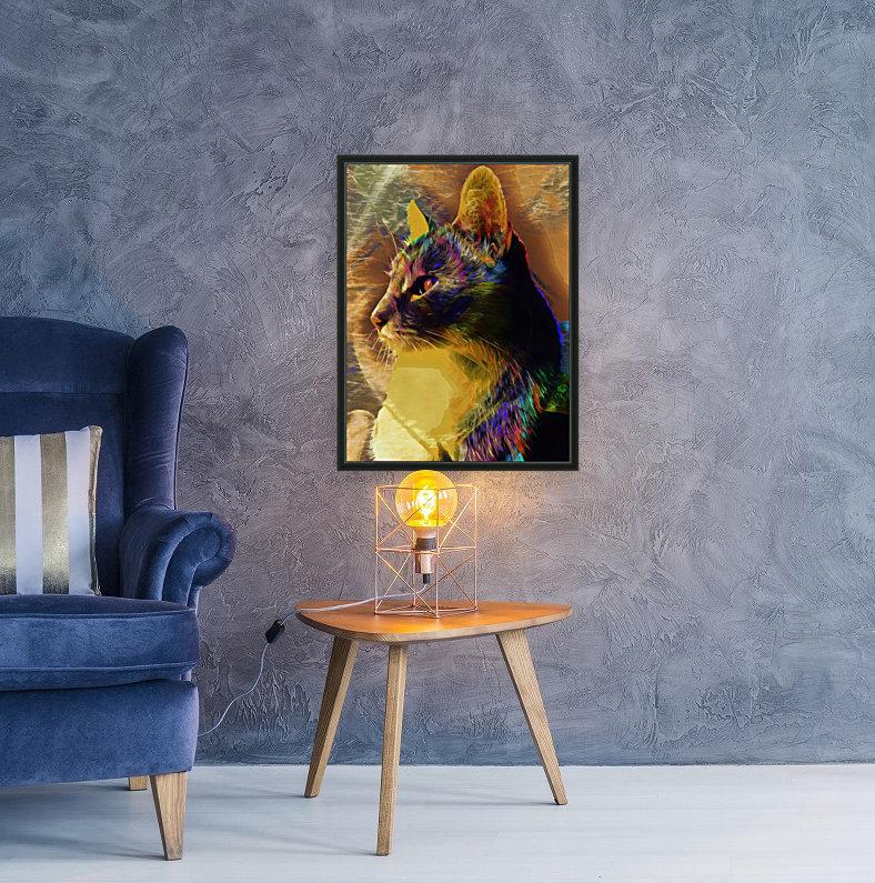 Cat Spirit Guide  Art