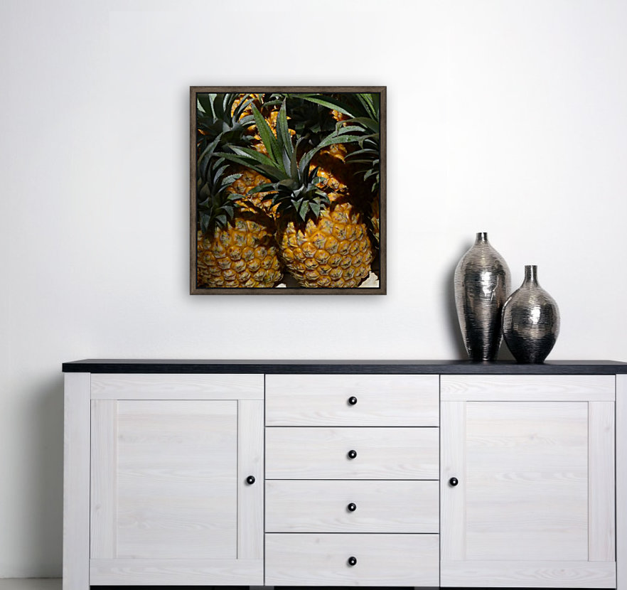 Tropic with Floating Frame